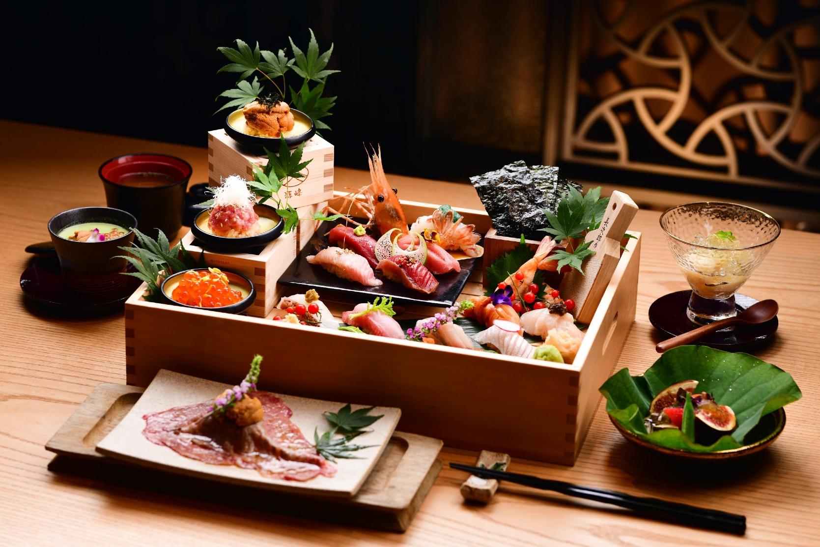 DinnerOmakaseSet1cropped