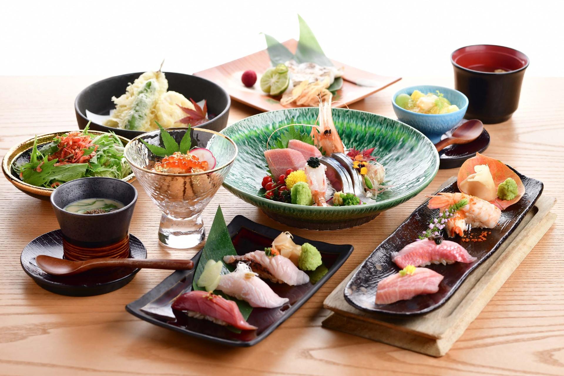 Lunch-Omakase-Set
